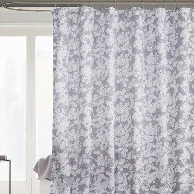 Lautrec Shower Curtain Color: Gray
