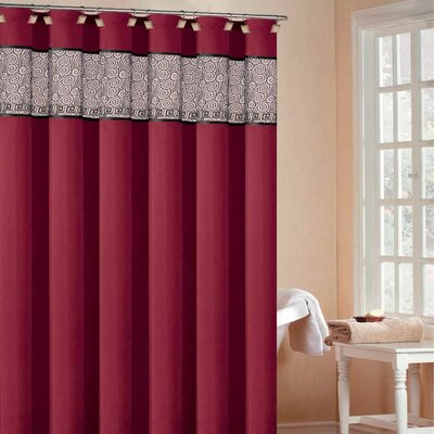 Buy Low Price DR International Rania Shower Curtain In