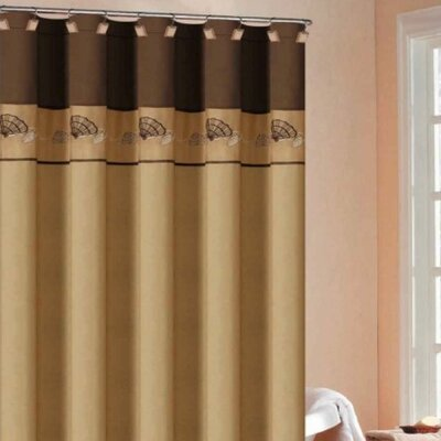 Buy Low Price DR International Shell Embroidered Shower