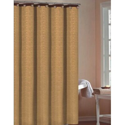 Buy Low Price Dr International Saratoga Shower Curtain Color Gold Shower Curtain Mall