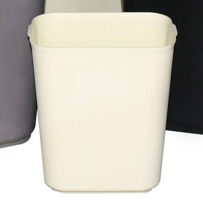 iLiving Commercial Fiberglass Fire-Resistant Trash Can - Size: 3.5 Gallon at Sears.com
