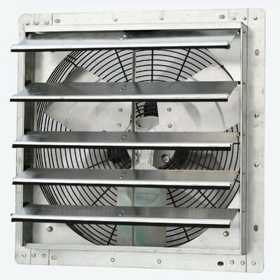 1750 CFM Bathroom Fan with Variable Speed