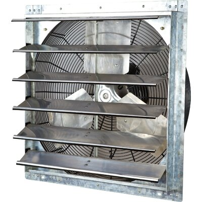 4200 CFM Bathroom Fan with Variable Speed