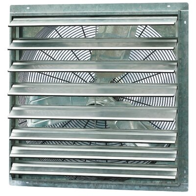 5000 CFM Bathroom Fan with Variable Speed