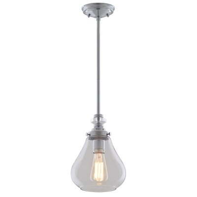 El Dorado 1-Light Schoolhouse Pendant