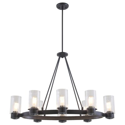 Essex Special Edition 8-Light Candle-Style Chandelier