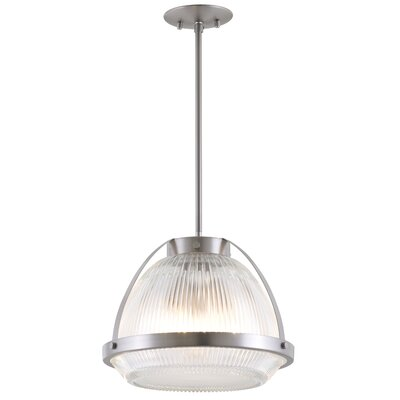 LaSalle 3-Light Mini Pendant Finish: Chrome