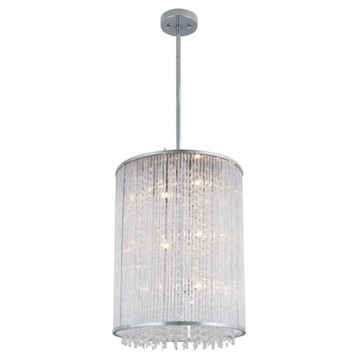 Sparxx 9-Light Foyer Pendant