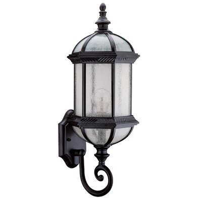Capital Lighting French Country One Light Outdoor Wall Lantern in ...