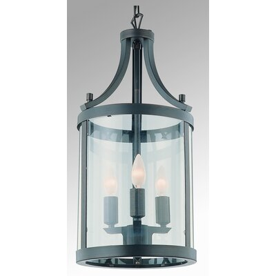 Niagara Foyer Pendant Finish: Oil Rubbed Bronze