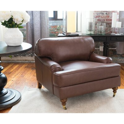 Athens Leather Club Chair