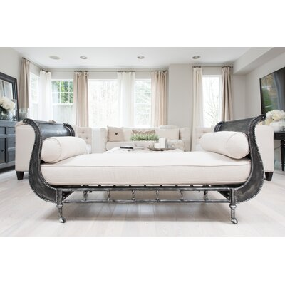 Falk Fabric Daybed with Mattress