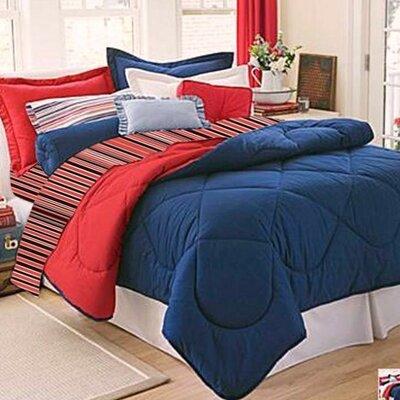 Dorm Room 10 Piece Bed-In-A-Bag Set