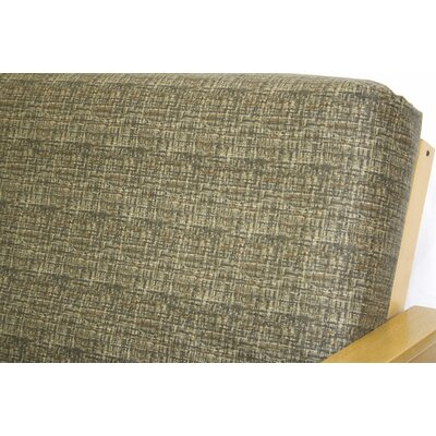 Basket Straw Cotton Blend Futon Slipcover