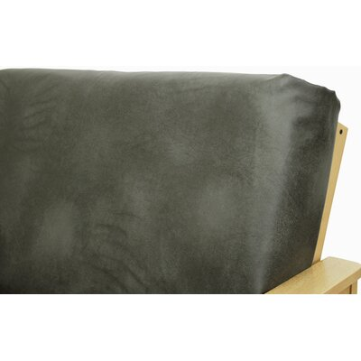 Dunbar Metal Polyester Futon Slipcover