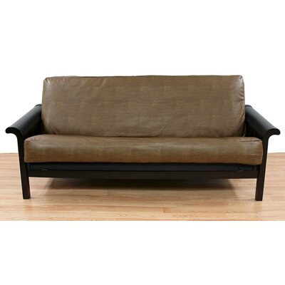 Rawhide Box Cushion Futon Slipcover