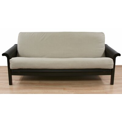 Malabar Pebble Box Cushion Futon Slipcover