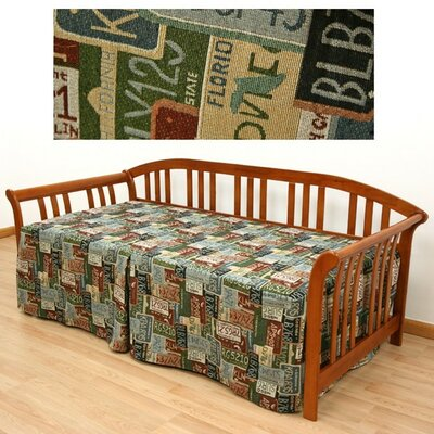 Road Trip Box Cushion Daybed Slipcover