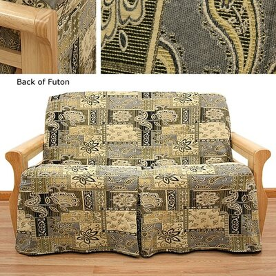 Casablanca Box Cushion Futon Slipcover