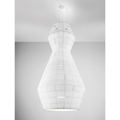 Layers B 15 Light Pendant Shade Color: Neutral White