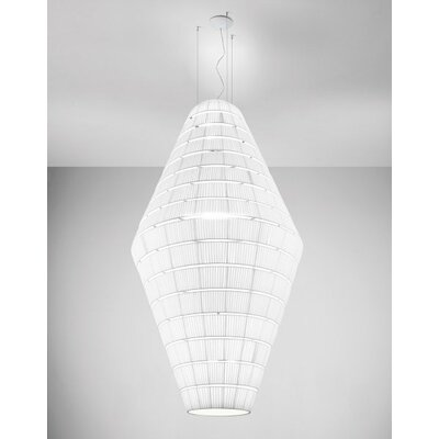 Layers C 15 Light Pendant Shade Color: Neutral White