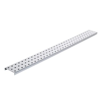 AlligatorBoard Galvanized Steel Pegboard Strip with Flange at Sears.com