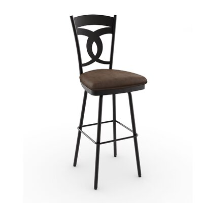 Countryside Style 27.63 Swivel Bar Stool