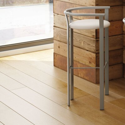 Eco Style 31 Bar Stool Upholstery: Beige