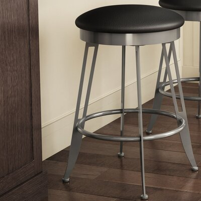 Library Luxe Style 30 Swivel Bar Stool