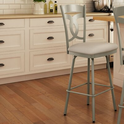 Countryside Style 31.63 Swivel Bar Stool