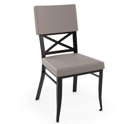 Amisco Windsor Side Chair (Set of 2) - Finish: Cobrizo