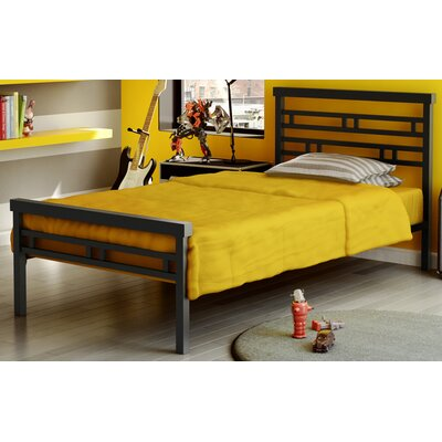 Sentinel Twin Slat Bed