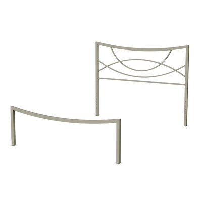 Equinox Open-Frame Headboard and Footboard