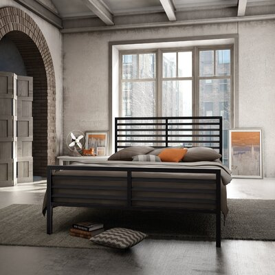 Amisco Theodore Slat Headboard and Footboard - Size: Full, Finish: Cobrizo at Sears.com