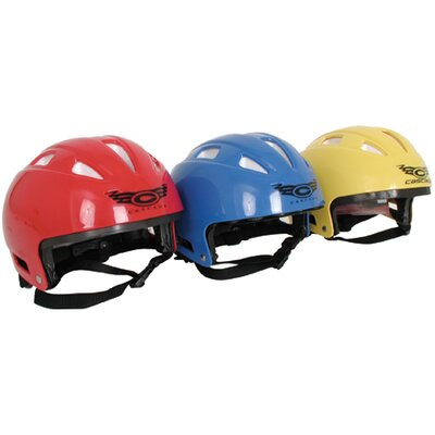 Cheap Cascade Helmets Shortie Helmet Size: Extra Large, Finish: Red (CSE S XL)