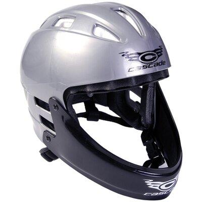 Image of Cascade Helmets Large Chin Bar Helmet in Black (CB)