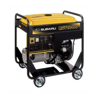 Robin Subaru Industrial Power 12,000 Watt Generator - Emmissions Type: California Compliant at Sears.com