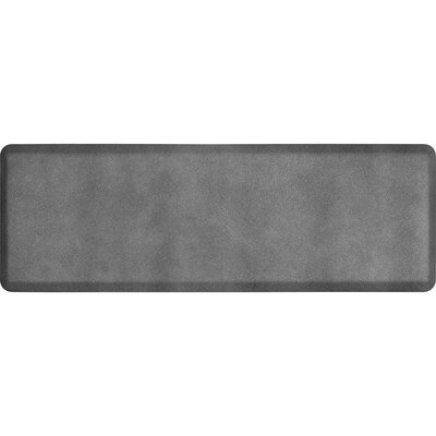 Granite Original Smooth Kitchen Mat Color: Granite Steel, Rug Size: 2 x 6