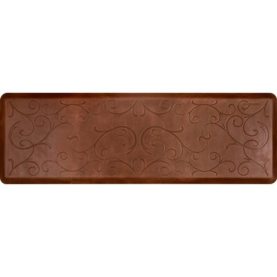 Antique Bella Mat Color: Light, Mat Size: Rectangle 2 x 6