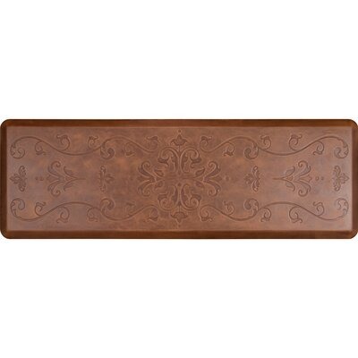 Antique Kitchen Mat Color: Antique Light, Mat Size: Rectangle 2' x 6'