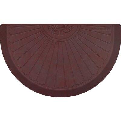 Studio Mat Color: Palm Wood