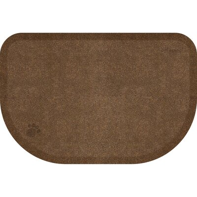 Pet Mat Color: Golden Retreat, Size: Large: (45 L x 30 W)