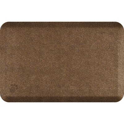 Odin Pet Mat Color: Golden Retreat, Size: Small: (28 L x 17 W)