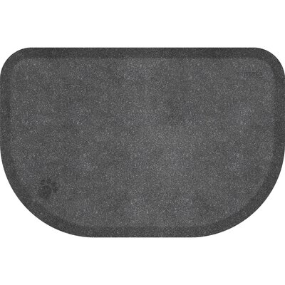 Pet Mat Color: Silver Haven, Size: Large: (45
