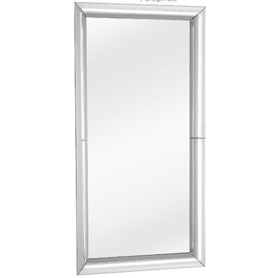 Oversized Rectangular Full Length Mirror Framed Glass Wall Mirror 2264-P