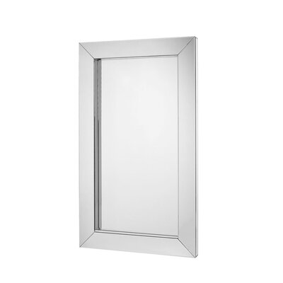 Majestic Mirror Contemporary Rectangular Wall Mirror at Sears.com