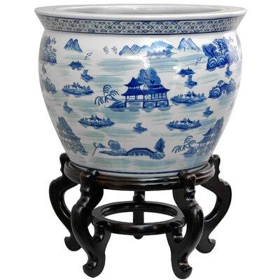 Christiane Porcelain Vase WLDM7623 39882045