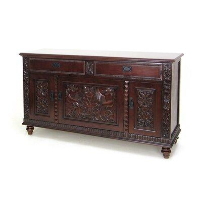 Cheap Oriental Furniture Roma Sideboard Cabinet (OFN2201)
