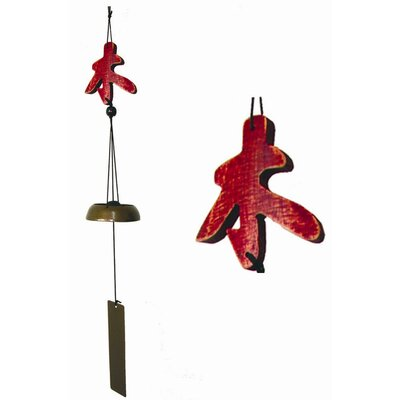 Five Elements Wood Wind Chime