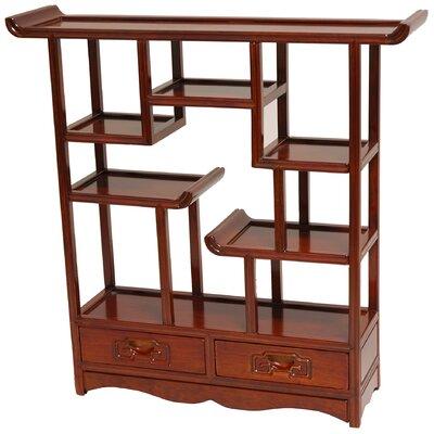 cheap oriental furniture netsuke display stand in honey ofn2356 cheap oriental furniture